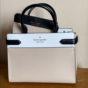 Kate Spade NWT medium Satchel/Slim bifold wallet